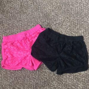 Girls Shorts Bundle